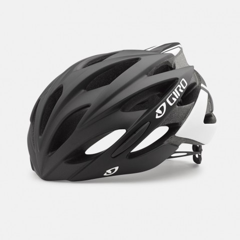 2015 Giro Savant MIPS - Matte Black and White