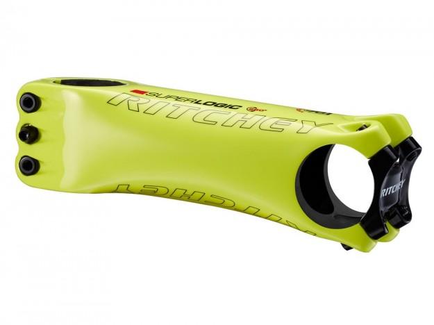Limited-edition Yellow Ritchey SuperLogic C260 Carbon Stem