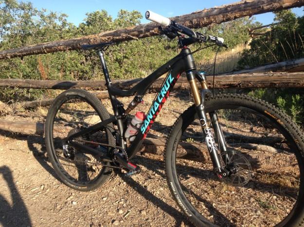 2015 Santa Cruz Tallboy C Review