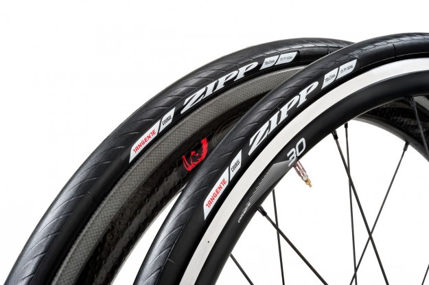 2015 Zipp Tangente Course Clincher Tires - 25mm and 23mm