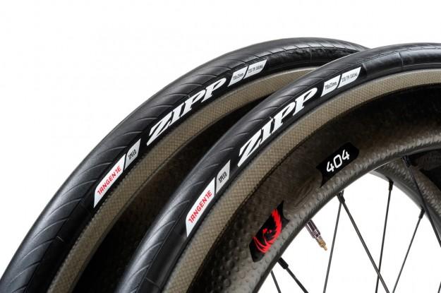 2015 Zipp Tangente Speed Clincher Tires - 25mm and 23mm
