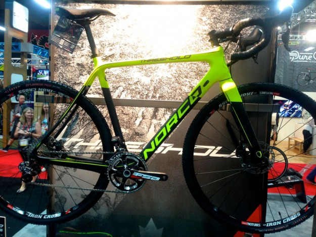 2015 Norco Threshold SL Ultegra Di2 - Interbike 2014