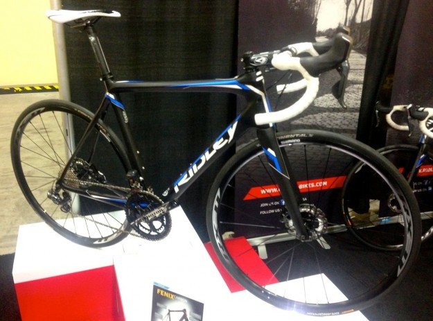 2015 Ridley Fenix C10 Disc - Interbike 2014