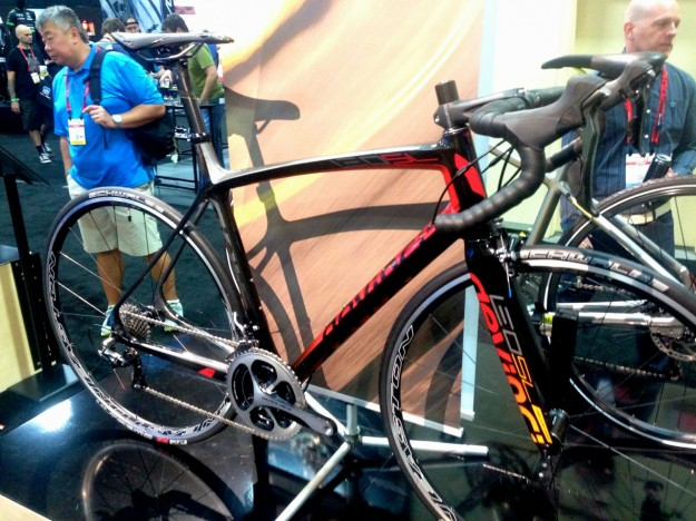 2015 Devinci Leo SL - Dura-Ace Complete - Interbike 2014