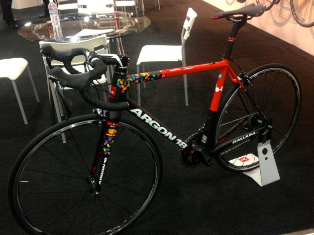 Argon 18 Gallium Pro - Jelly Belly Pro Cycling Team