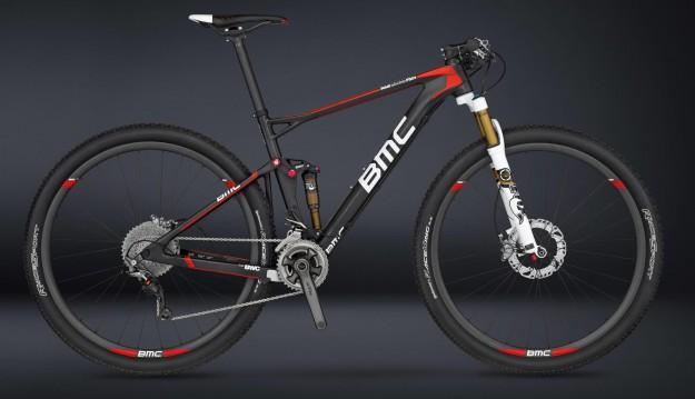 2015 BMC FourStroke FS01 - Shimano XTR Grouppo