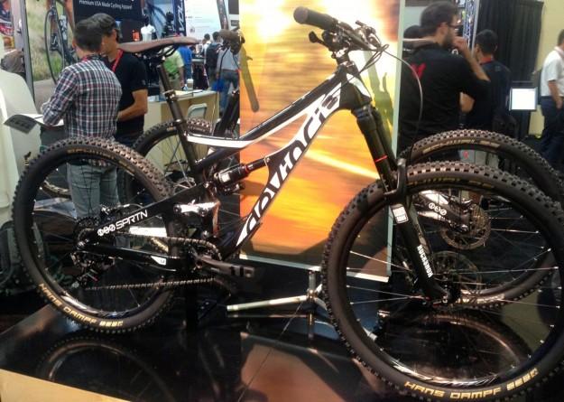 2015 Devinci Spartan Carbon SX - Interbike 2014