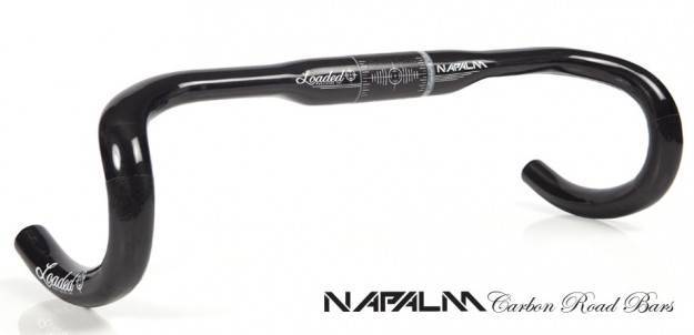 Loaded Napalm Carbon Road Bars