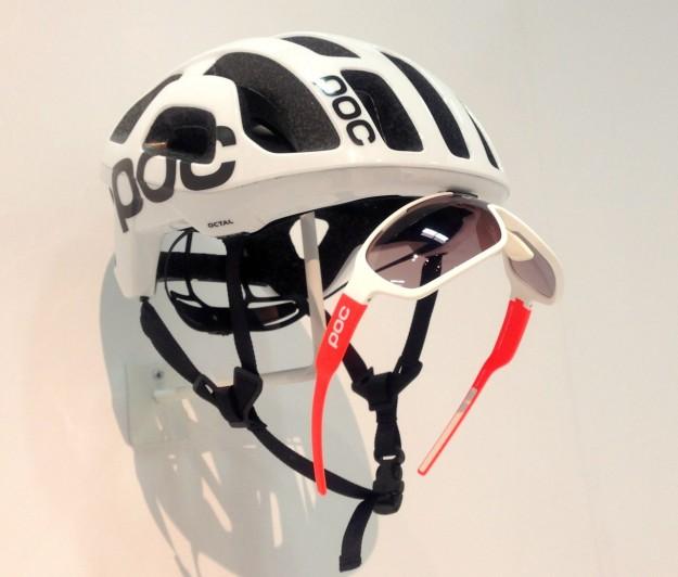 POC Octal AVIP Helmet and Do-Blade with Eye Park