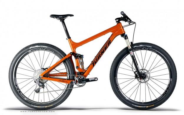 Turner Czar 29er Carbon Trailbike