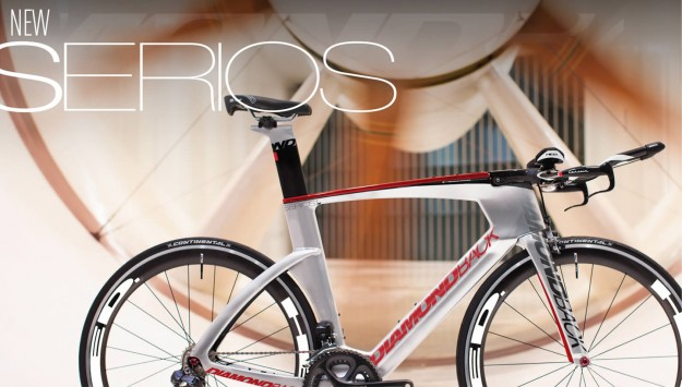 Diamondback Serios TT / Triathlon Bike