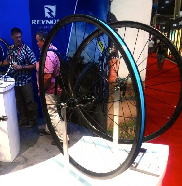 Reynolds Blacklabel 29 XC Wheelset - Interbike 2014