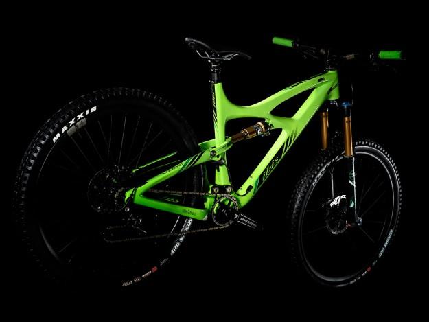 Ibis Mojo HD3 Green