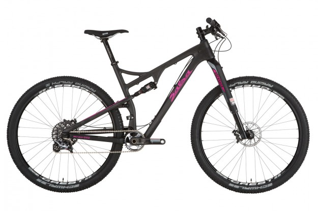 2015 Salsa Spearfish Carbon RS-1