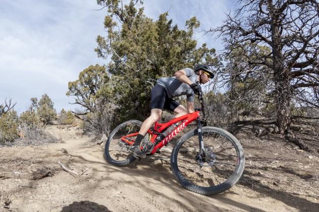 Niner Jet 9 Carbon on the Trail