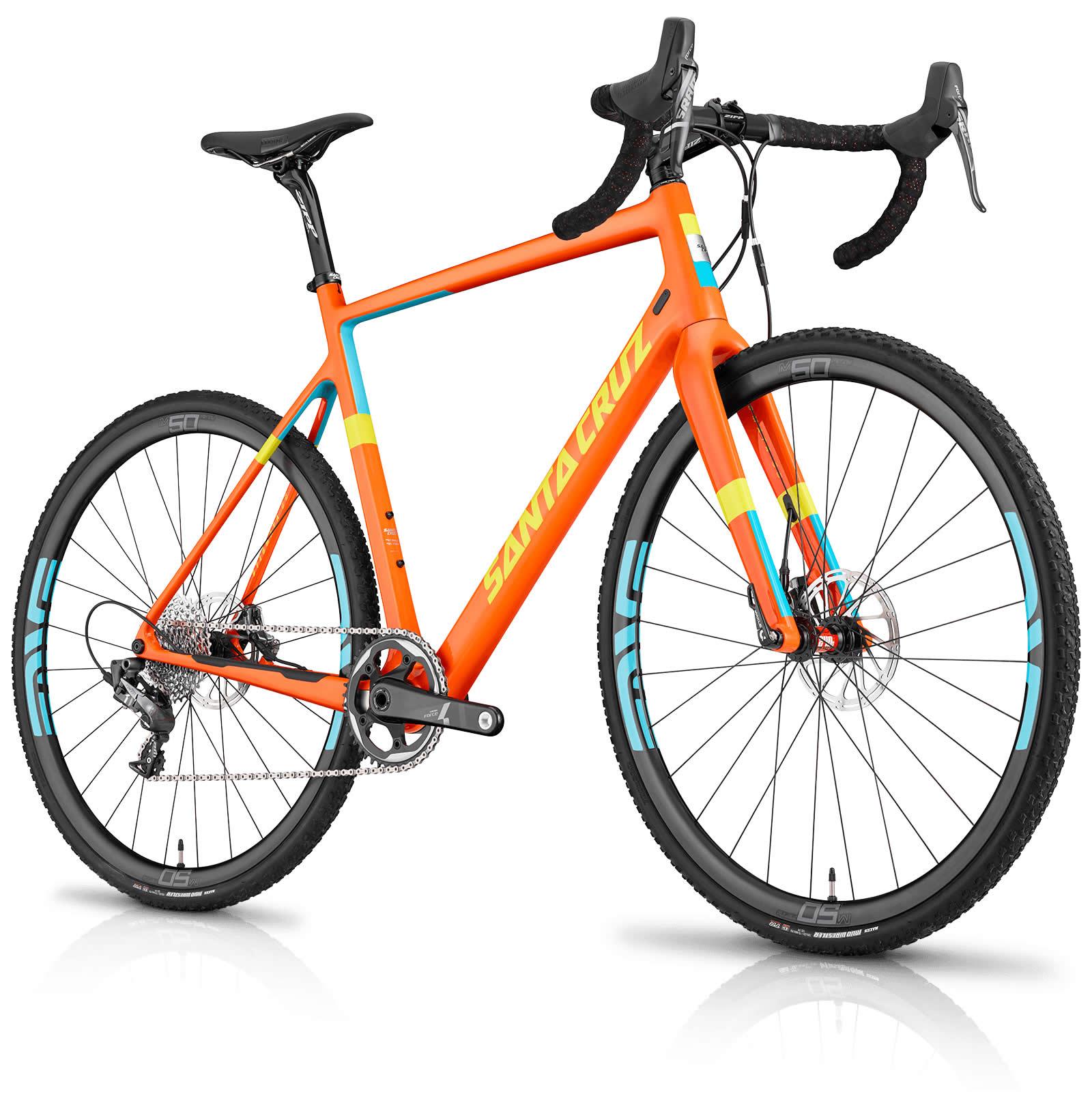 Santa Cruz Stigmata Cross/Gravel Road Bike - KOMBIKES
