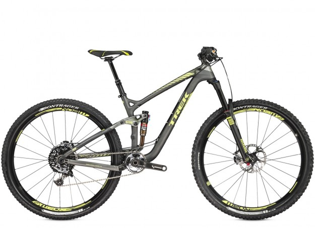 Trek Remedy with Boost 148 Technology