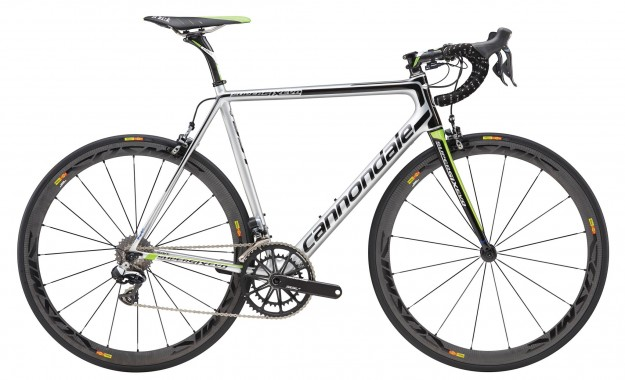 2016 Cannondale Supersix EVO Hi-Mod Team
