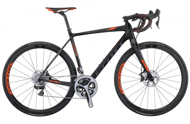 2016 Scott Addict Premium Disc
