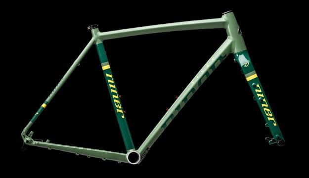 Niner RLT 9 Al - Green