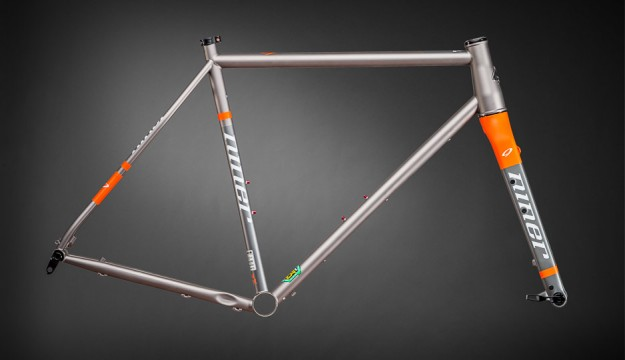 Niner RLT 9 Steel - Forge Grey