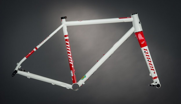 Niner RLT 9 Steel - Dirty White