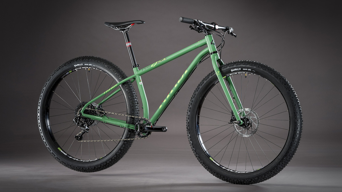 29Er Mountain Bike >> Niner Launches ROS 9 Plus - A Mid-fat, Do-it-all Bike ...