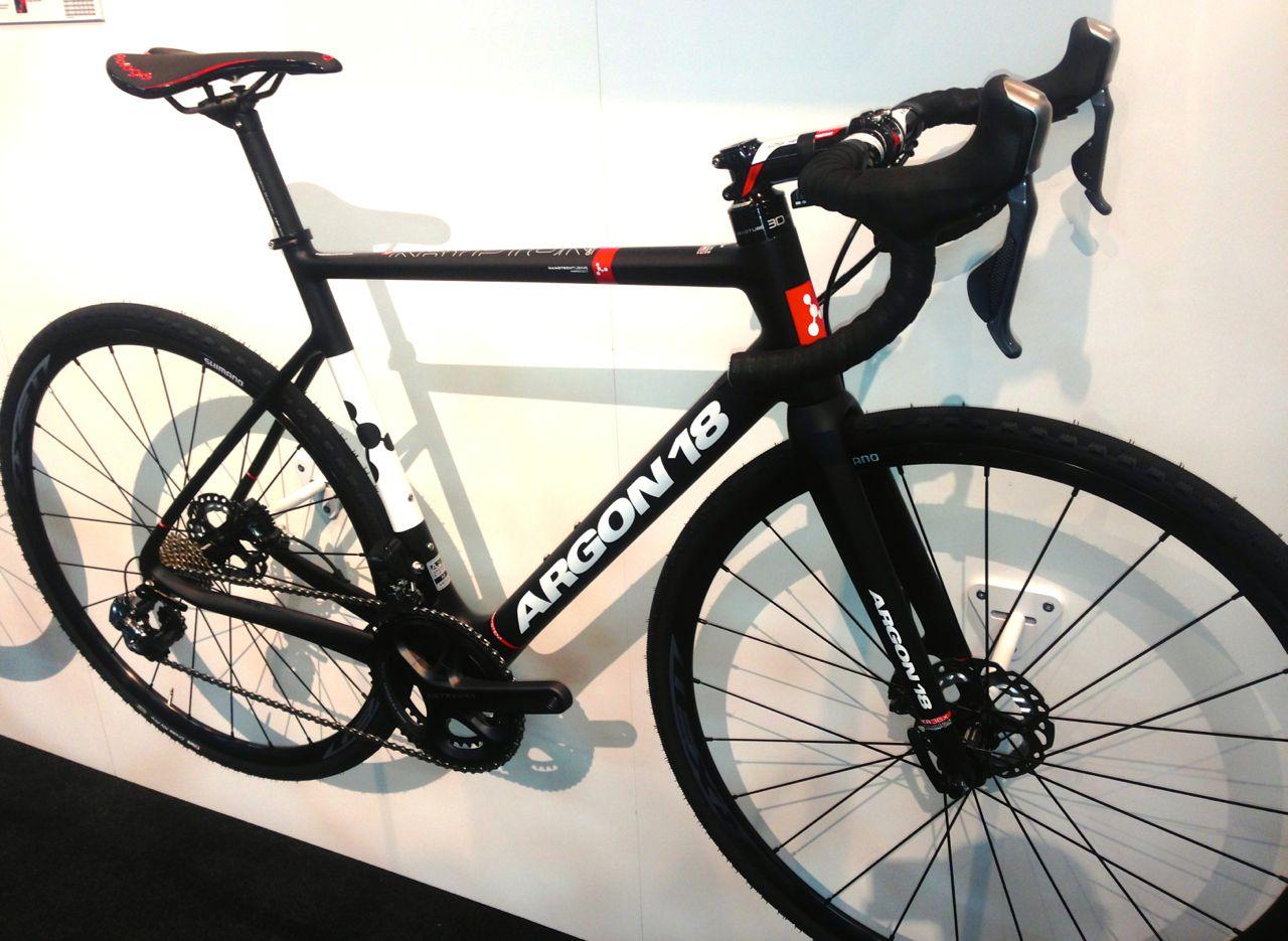 Bikes Online Canada >> Going Gravel? Check out the Argon 18 Krypton Xroad - KOMBIKES